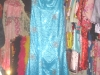 旗袍-14-藍亮片旗袍