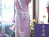 旗袍-19-牡丹粉旗袍