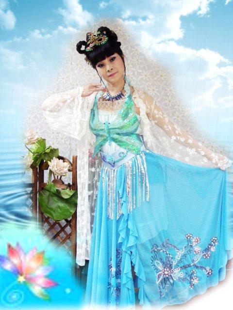 古裝-78-水仙子
