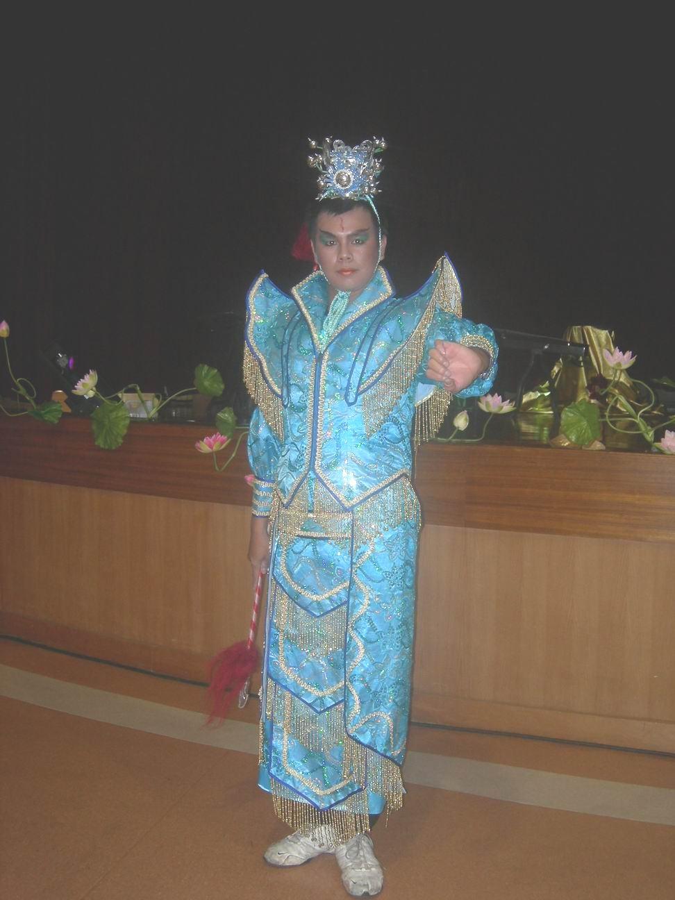 古裝-22-海龍王戲服
