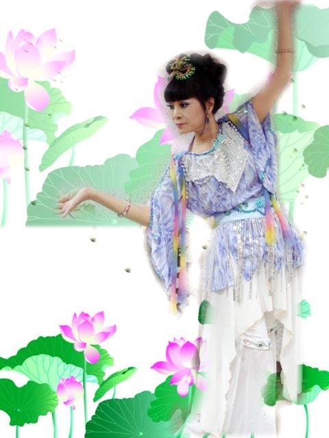 古裝-81-紫藍仙子