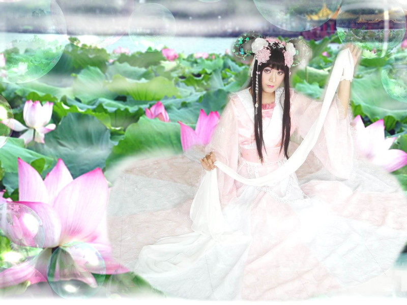 古裝-42-蓮花仙子