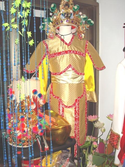 古裝-56-黃金戰袍