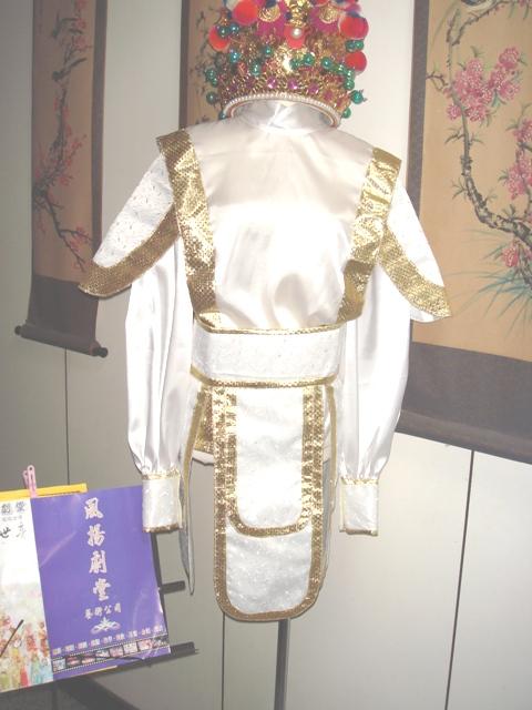 古裝-59-白金戰袍