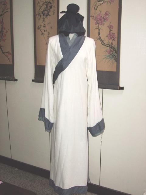 古裝-68-窮書生戲服