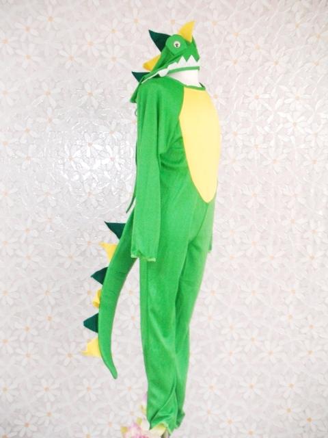 萬聖節-3-恐龍裝