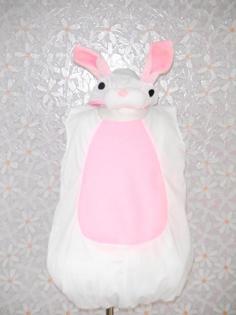 萬聖節-29-小白兔裝