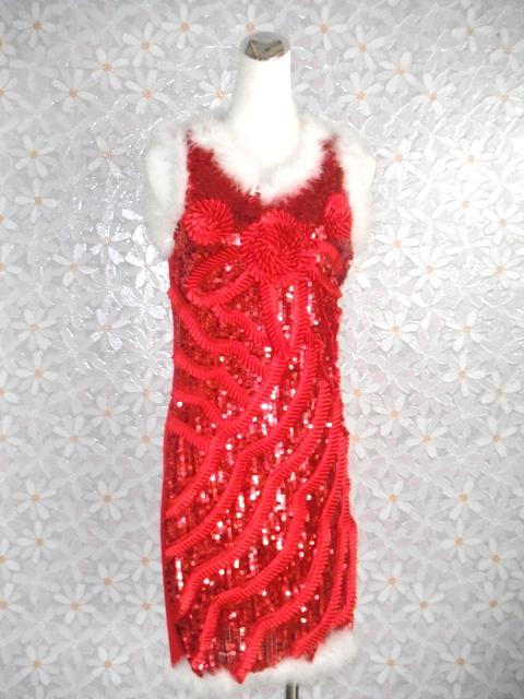特殊-22-白羽絨紅舞衣