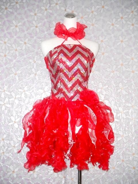 特殊-32-火紅舞衣