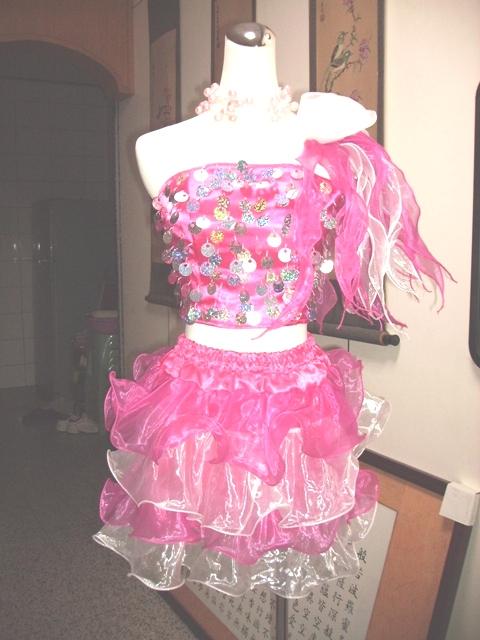 特殊-24-粉紅夢幻舞衣