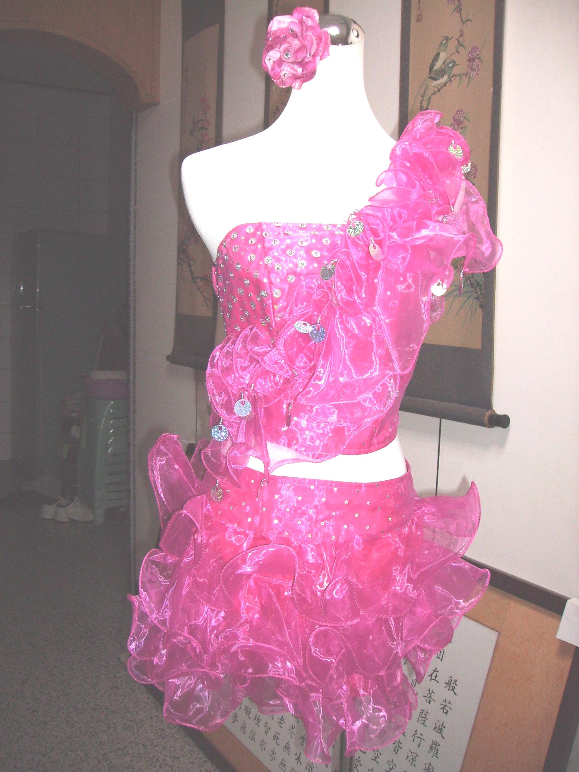 特殊-26-粉紅派對舞衣