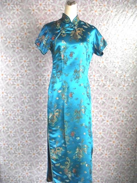 旗袍-9-龍夫人旗袍