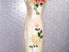 旗袍-6-黃花亮片旗袍