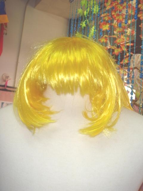 假髮-1(另有金色長髮)