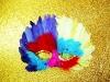 配件-11-五彩羽毛面罩