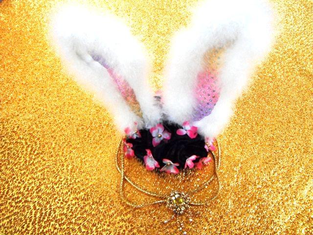 帽子-38-兔仙女帽