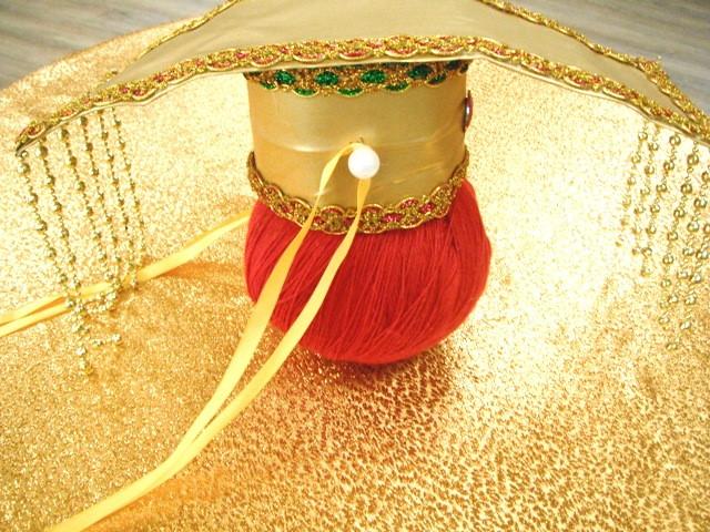 帽子-34-皇帝冠