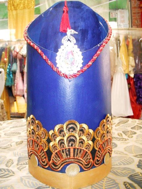 帽子-40-埃及艷后頭冠