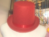 帽子-6-紅禮帽