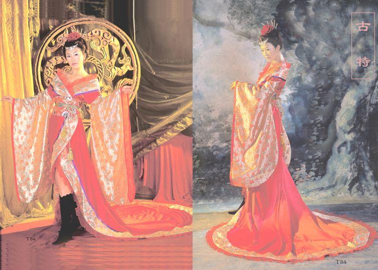 古裝-1-一代女皇戲服