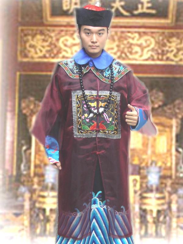 古裝-29-清朝官服
