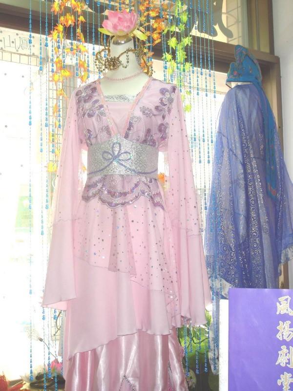 古裝-30-紫花粉仙子