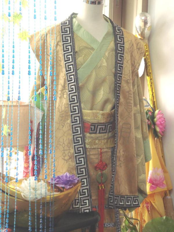 古裝-64-富貴公子戲服