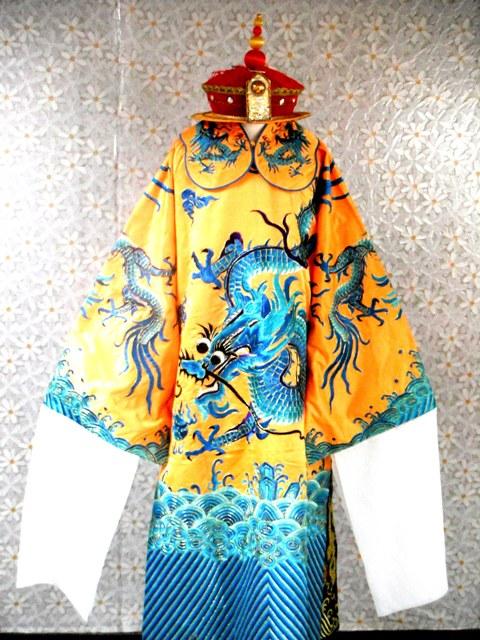 古裝-86-清朝皇帝服