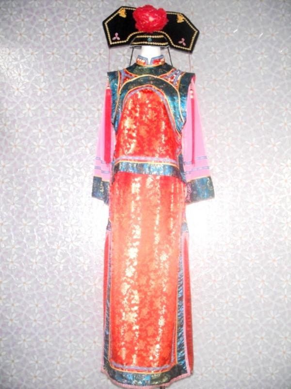 古裝-19-還珠格格戲服