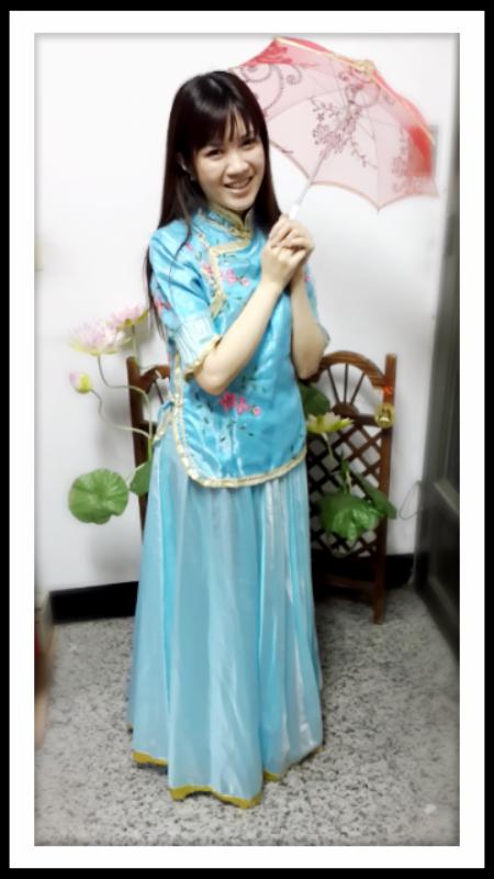 古裝-90-藍鳳仙