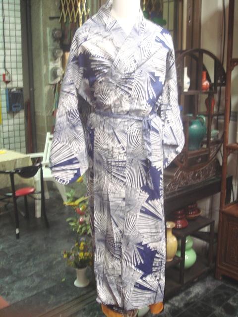 日韓-22-白葉男浴衣
