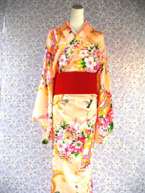 日韓-17-黃昏花和服