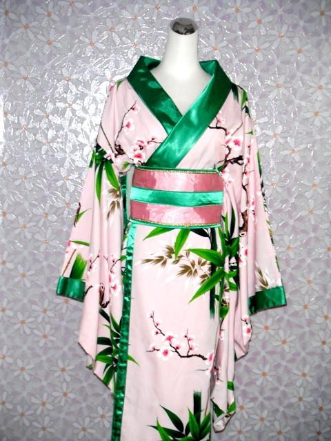 日韓-6-松竹梅和服