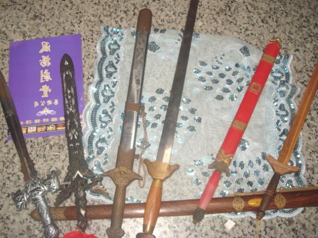 道具-7-寶劍兵器