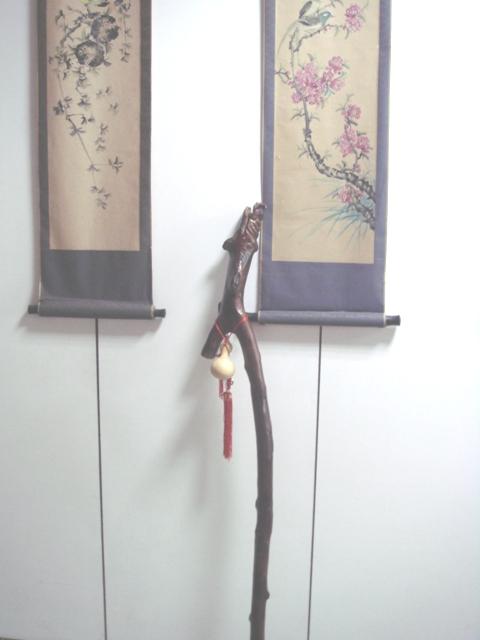 道具-11-龍頭拐杖