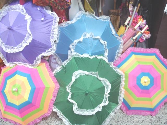 道具-12-蕾絲花傘