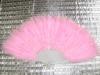 道具-20-粉紅羽毛扇