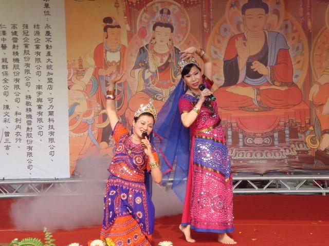 各國-3-印度女舞者