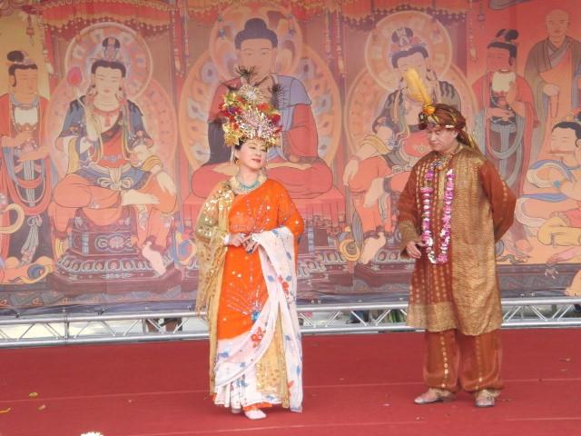 各國-8-印度國王與王后