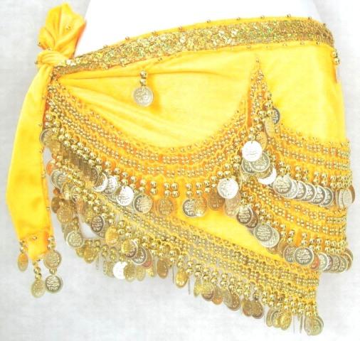 各國-14-肚皮舞腰巾