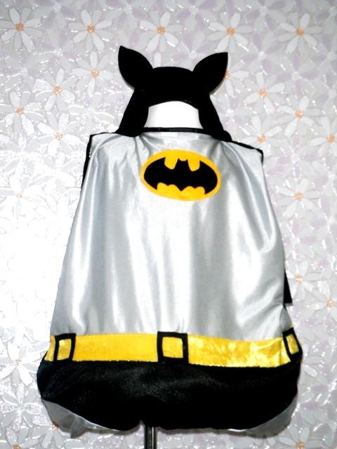 萬聖節-14-蝙蝠俠裝