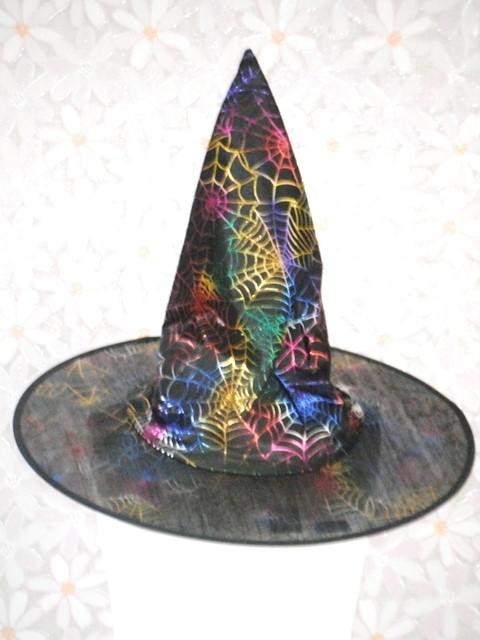 萬聖節-17-巫師帽