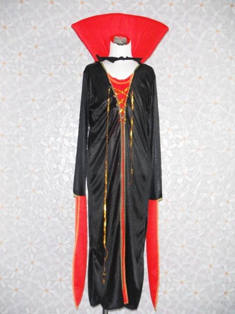 萬聖節-40-吸血鬼服