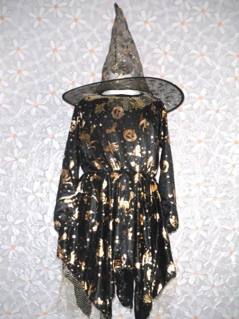 萬聖節-43-黑巫師服