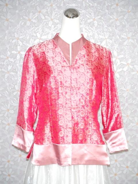 民初-32-紅花衣