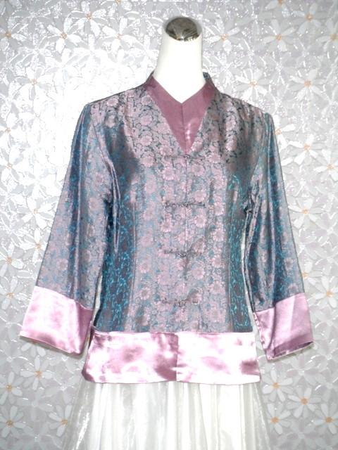 民初-31-紫花衣