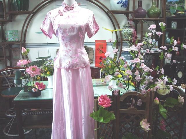民初-24-粉紅鳳仙裝